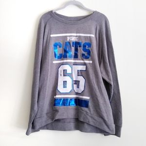 VS PINK UK University of Kentucky sweatshirt sz L